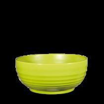 Churchill Art de Cuisine Green Glaze Ripple Bowl 218cl 74oz