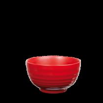 Churchill Art de Cuisine Red Glaze Ripple Bowl 118cl 40oz