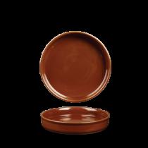 Churchill Art de Cuisine Rustics Simmer Terracotta Mezze Dish 20cm