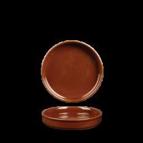Churchill Art de Cuisine Rustics Simmer Terracotta Mezze Dish 17cm