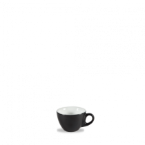 Churchill Art de Cuisine Menu Shades Ash Black Espresso Cup 8.5cl