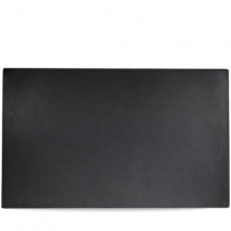 Churchill Alchemy Buffet Melamine Trays Black Granite GN 1/1