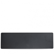 Churchill Alchemy Black Granite GN 2/4 Tray