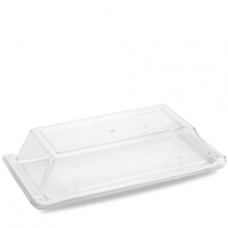 Churchill Alchemy Polycarbonate Rectangular Buffet Cover 58 x 20cm