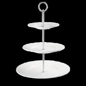 Churchill Alchemy 3 Tier Plate Tower