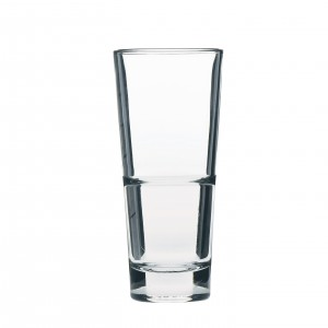 Endeavor Hiball Glass Tumblers 28cl 10oz