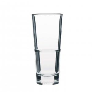 Endeavor Beverage Glass Tumblers 40cl 14oz L10oz CE