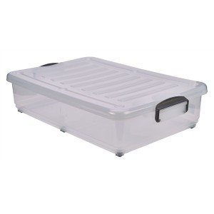 Mobile Storage Container 40L 79 x 49.5 x 18.5cm