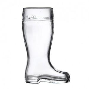 Glass Wellington Boot 25cl 9oz