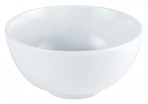 Porcelite White Rice Bowl 11cm