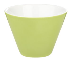 Porcelite Green Conic Bowl 10cm