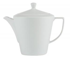 Porcelite White Conic Coffee Pot 1 Litre 35oz