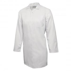 Whites Ladies Food Hygiene Coat White