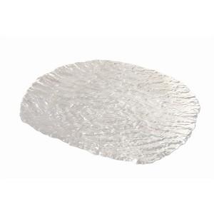 Glacier Large Plate 29 x 27cm