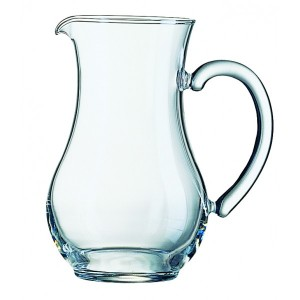 Pichet Glass Jug 0.25L 8.8oz