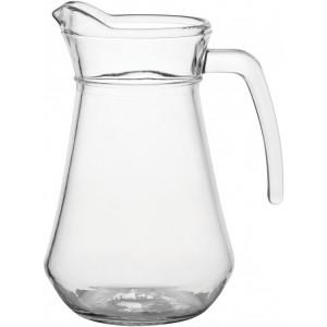 Studio Glass Jug 1Ltr