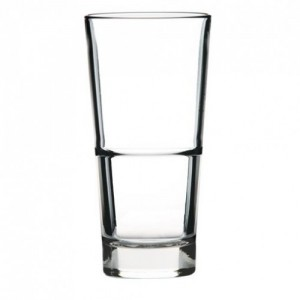 Endeavor Stacking Beer Glass 1 Pint 20oz CE