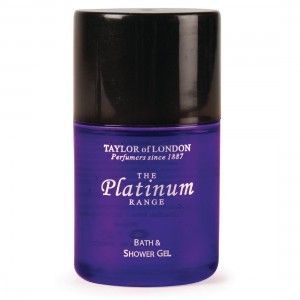 Platinum Range Shower Gel - 30ml Pack of 50