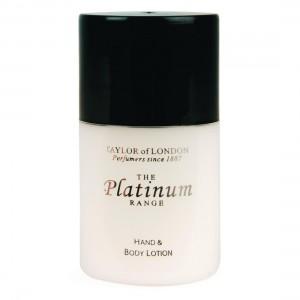 Platinum Range Body Lotion - 30ml. Pack of 50