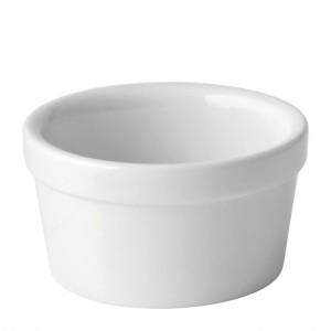 Titan White Tapas Deep Dish 7.5cm