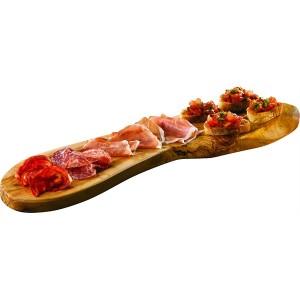 Olive Wood Rustic Platter 53 x 13cm