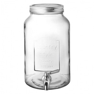 Country Style Punch Barrel 6L / 210oz