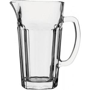 Harley Glass Jug 1.2Ltr