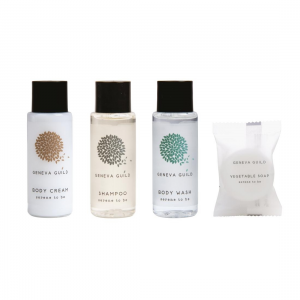 Geneva Guild Toiletries Welcome Pack