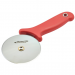 Stainless Steel Pizza Cutter 4inch Blade Red Handle