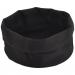 Black Cotton Bread Bag 20 x 14cm