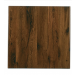 Werzalit Square Table Top Antique Oak 700mm