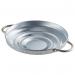 Galvanised Steel Bin Lid Tray 24.5cm