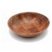 Round Woven Wooden Bowl 20cm