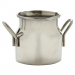 Stainless Steel Mini Milk Churn 2.5oz