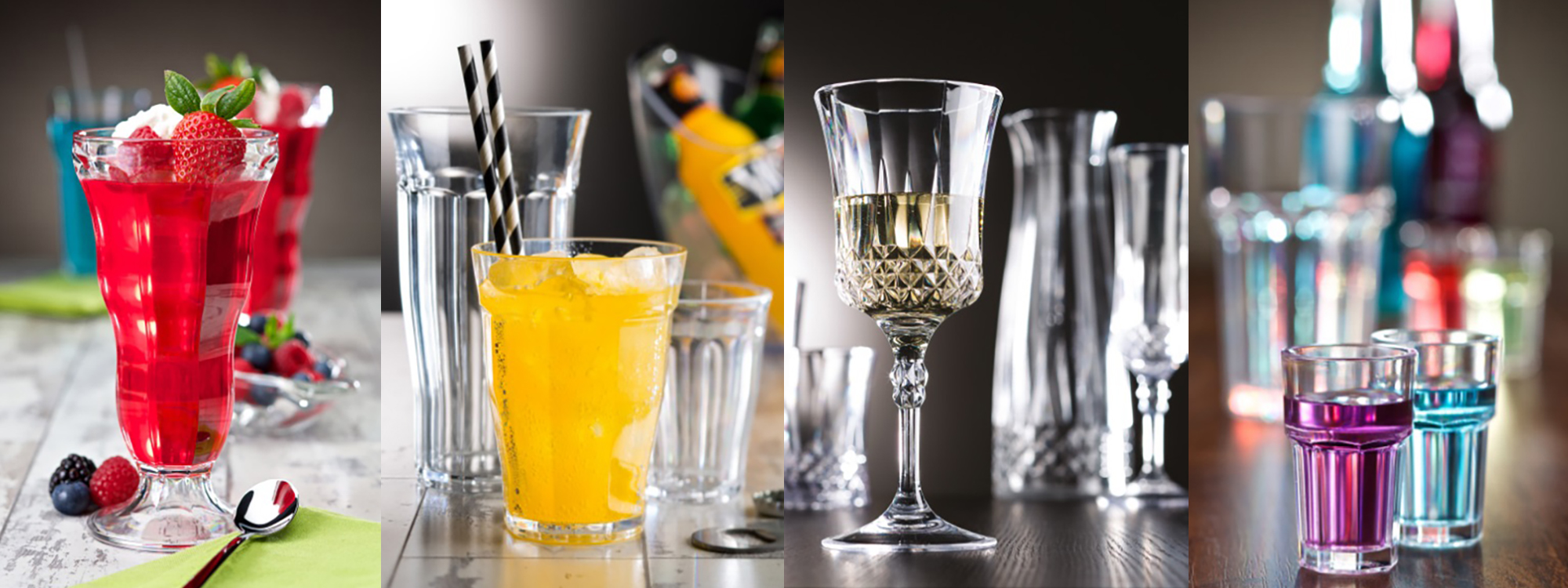 High Quality Polycarbonate Glassware at wholesale prices